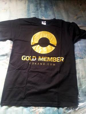 قميص Gokano المجاني