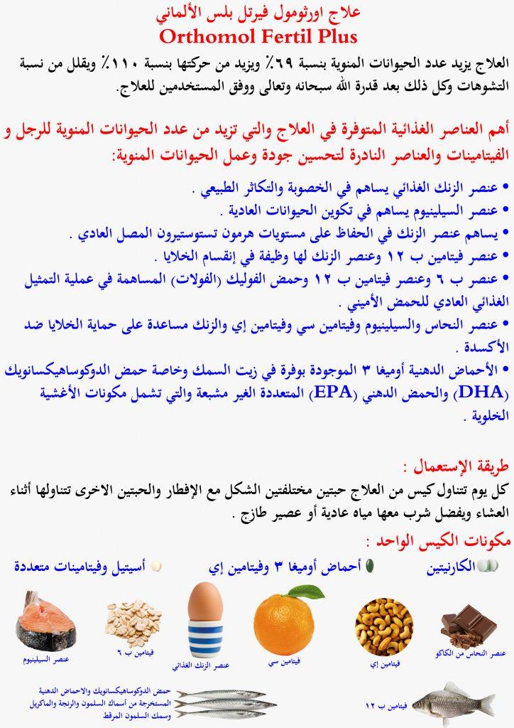 علاج ضعف الإنجاب عند الرجال
