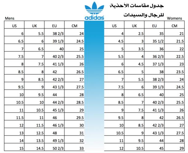 2844bedbc كيفية معرفة مقاسات الأحذية عند التسوق عبر الإنترنت