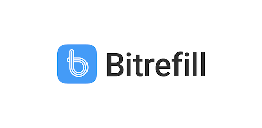 موقع شركة بيترفيل Bitrefill