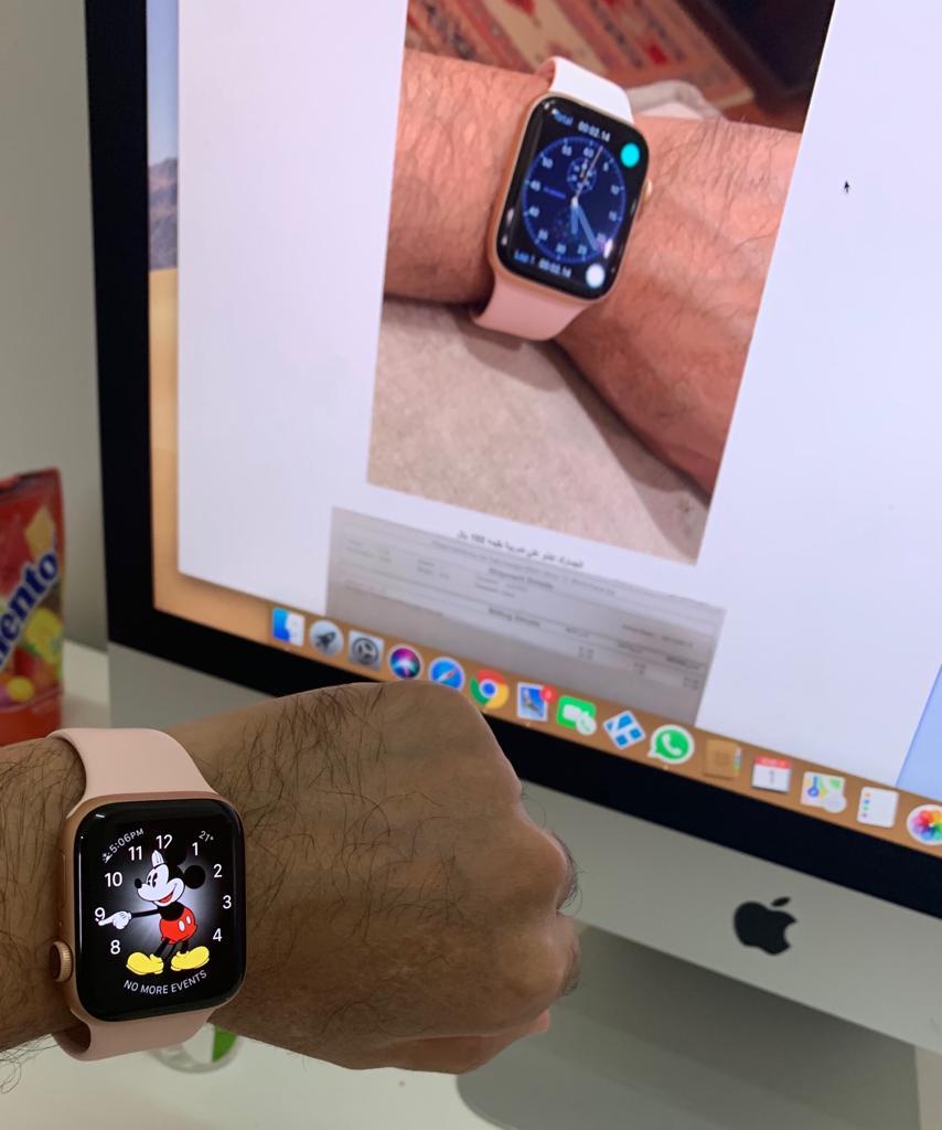 تجربة شراء ساعة ابل appel watch من موقع bhphotovideo3