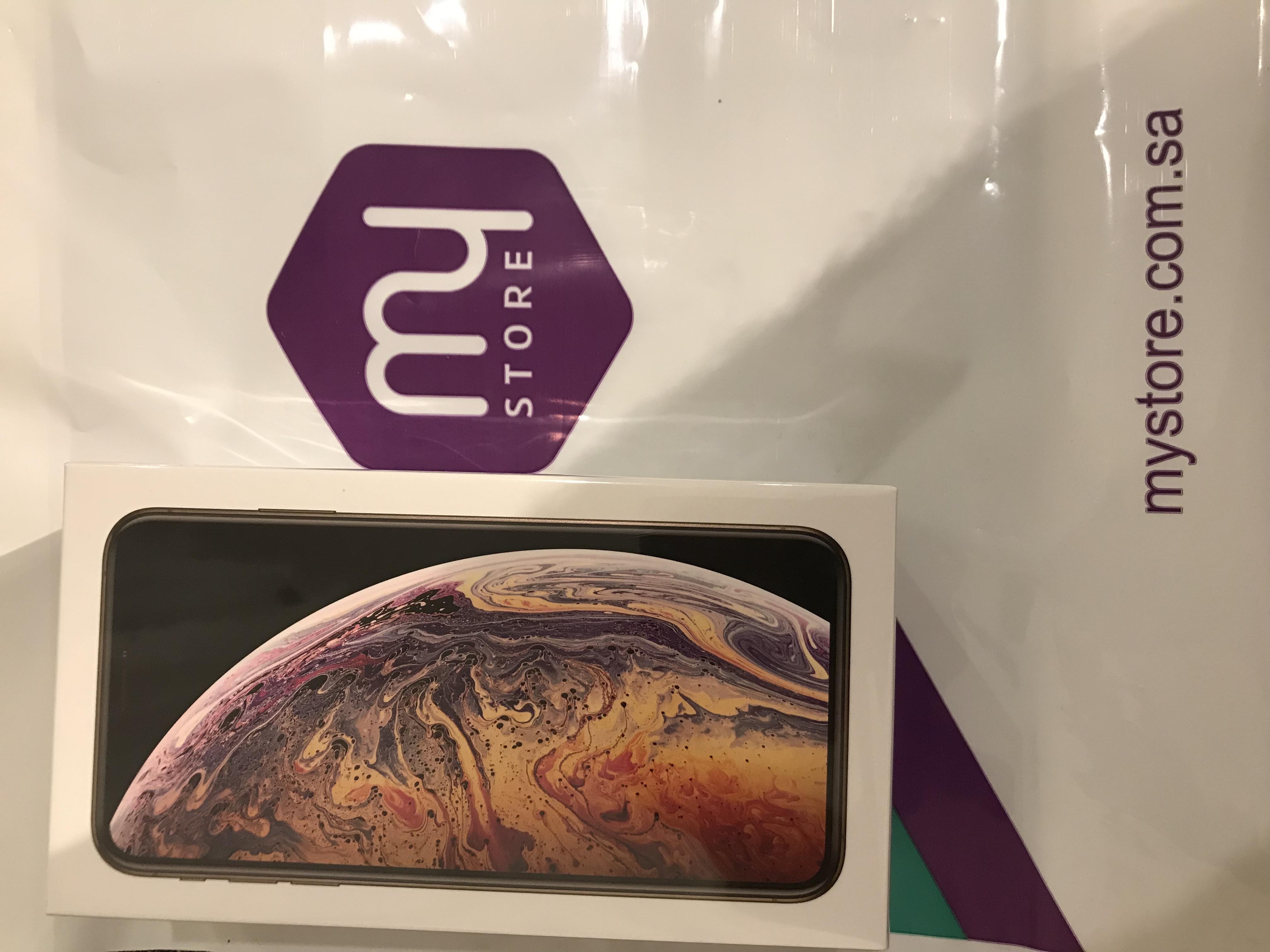 تجربتي في شراء iPhone XS Max 256GB بسعر مخفض جداً 4199 ريال من ماي ستور