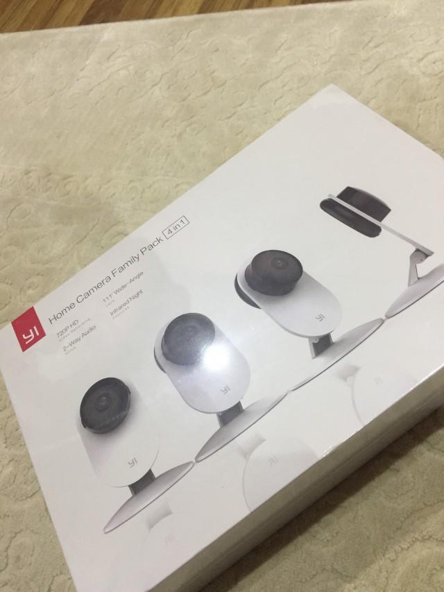 تجربة شراء كاميرا مراقبة IP Camera منزلية للأطفال5