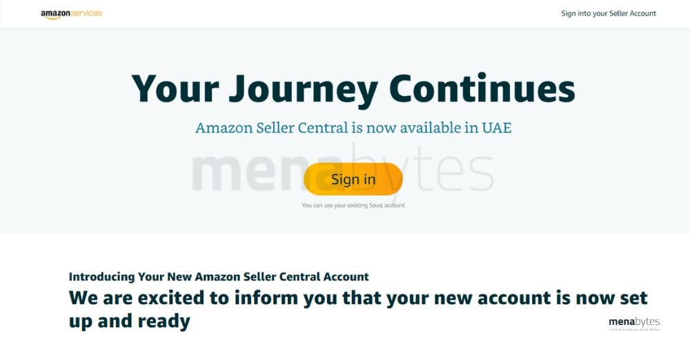 قريبا إفتتاح موقع أمازون الإمارات Amazon.ae Amazon Emirates