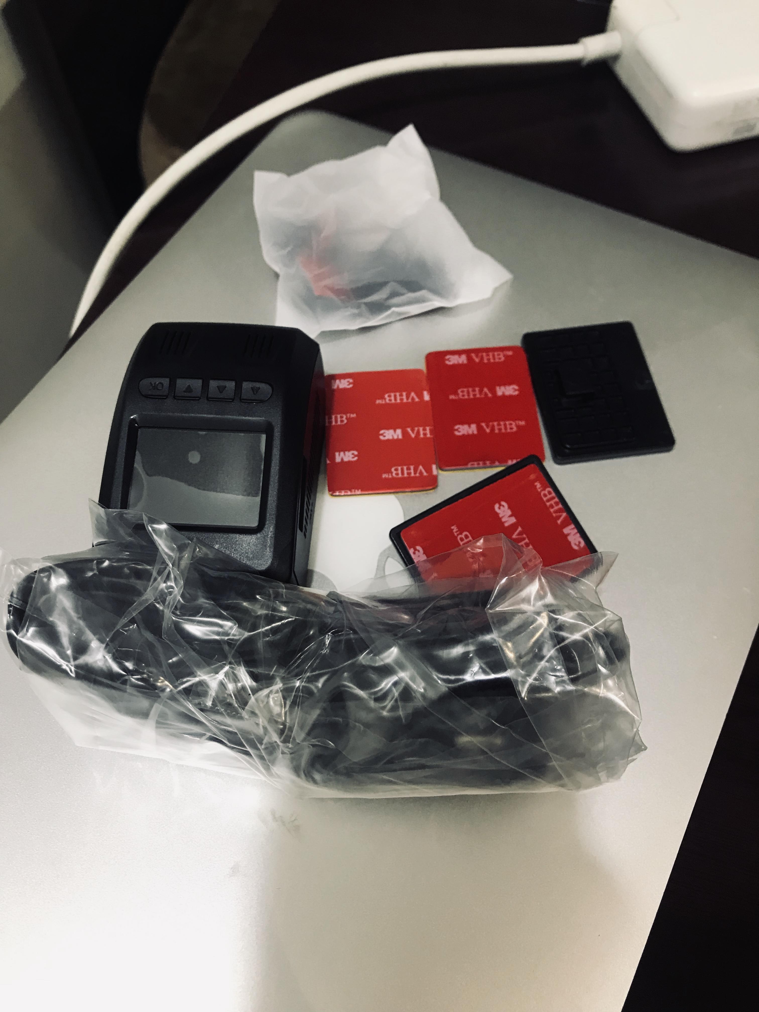 تجربة شراء كاميرة لتسجيل حوادث السيارات من موقع أمازون Amazon4