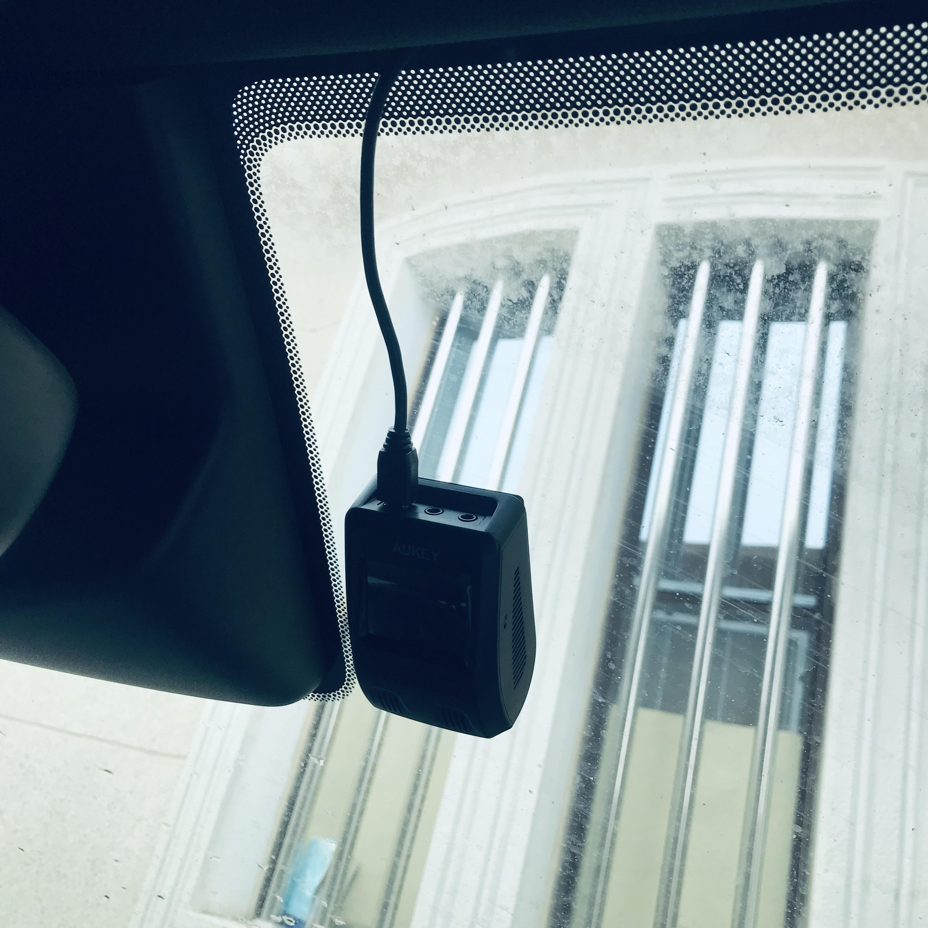 تجربة شراء كاميرة لتسجيل حوادث السيارات من موقع أمازون Amazon7