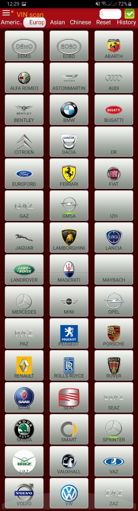 تجربة شراء EasyDiag 3.0 لفحص وتشخيص اعطال السيارات7