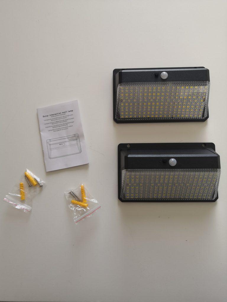 شرح تشغيل و تركيب مصباح يشتغل بالطاقة الشمسية1