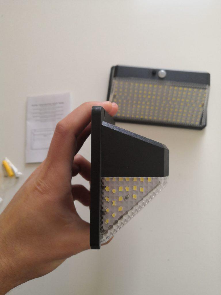 شرح تشغيل و تركيب مصباح يشتغل بالطاقة الشمسية3