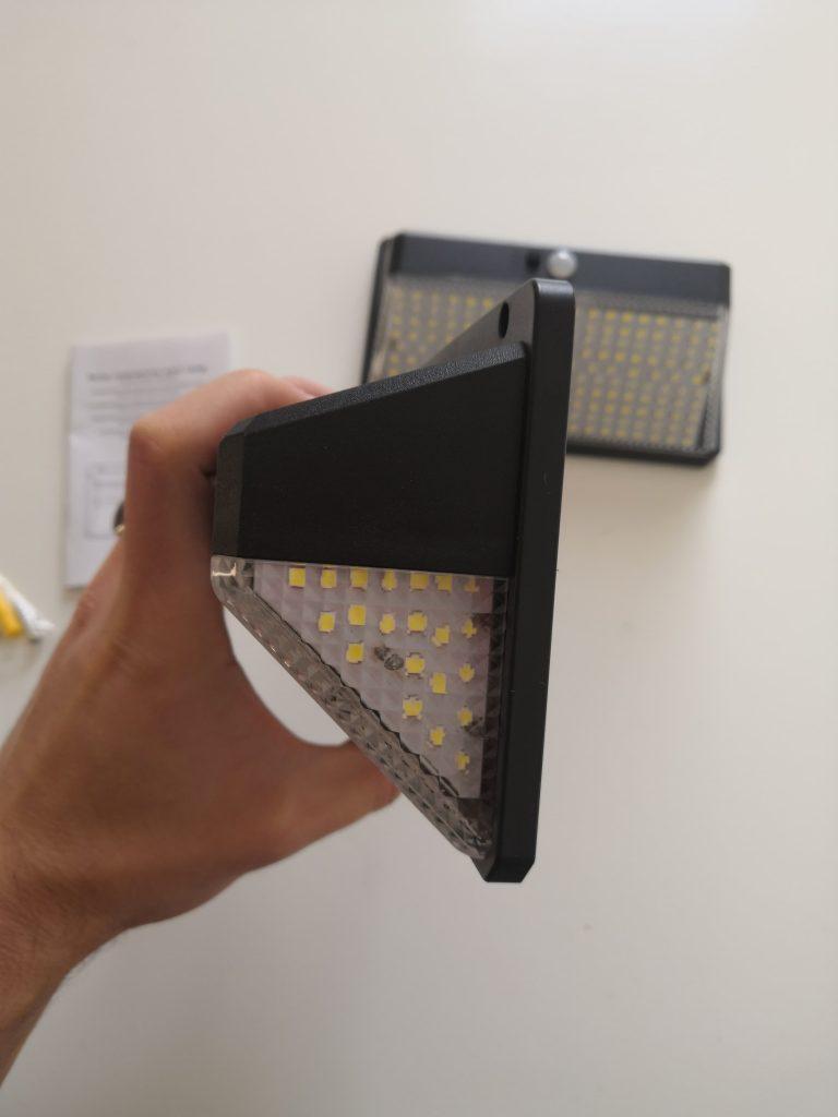 شرح تشغيل و تركيب مصباح يشتغل بالطاقة الشمسية4